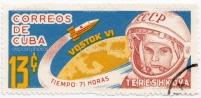 Valentina Tereshkova-stamp