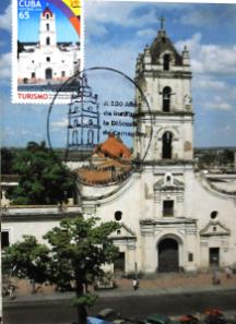 Tarjeta maxima Diocesis CMG